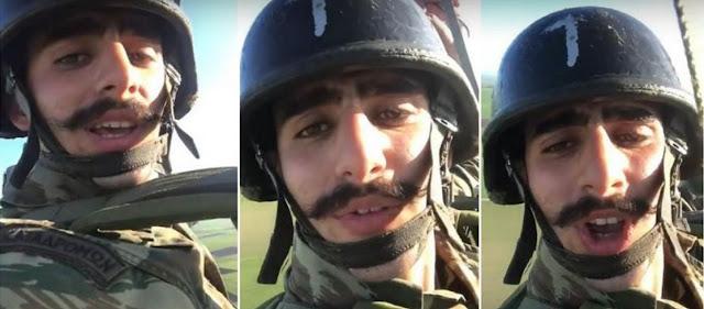 Στρατοδικείο για τον αλεξιπτωτιστή που τραγούδησε το «Μακεδονία ξακουστή»
