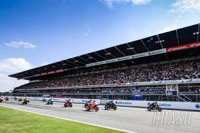 MotoGP Qatar 2020 dibatalkan
