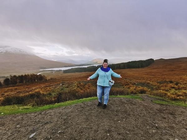 Loch-Tulla Viewpoint-poza-Scotia