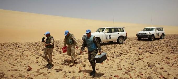 """مشروع القرار مجلس الأمن: لم يعد هناك وقت للسماح بإستمرار """"الوضع القائم"""" في الصحراء الغربية."""
