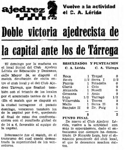 Diario de Lérida, 12/3/1969