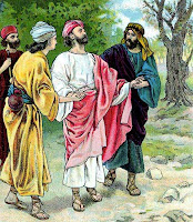 Conversion of Saul of Tarsus