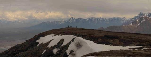 Anchorage parks & trails