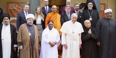 imagem de líderes religiosos
