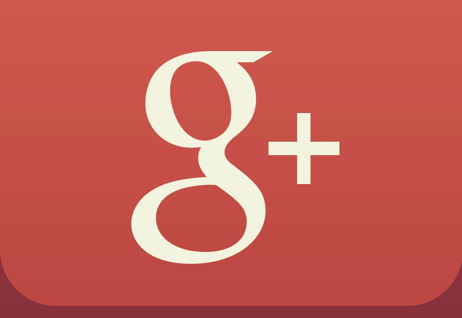 The state of Google+ - infographic