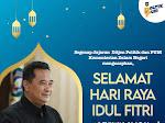 "Dirjen Politik dan Pemerintahan Umum Kemendagri ""Selamat Hari Raya Idul Fitri 1442 Hijriah"""