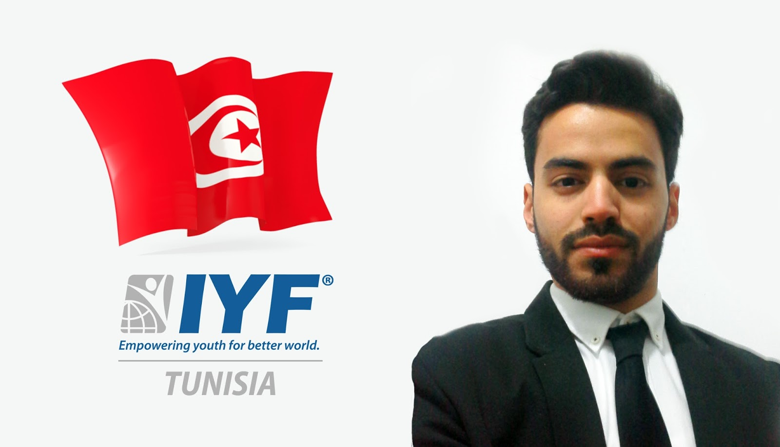 Amine Radhouani, IYF Representative in Tunisia