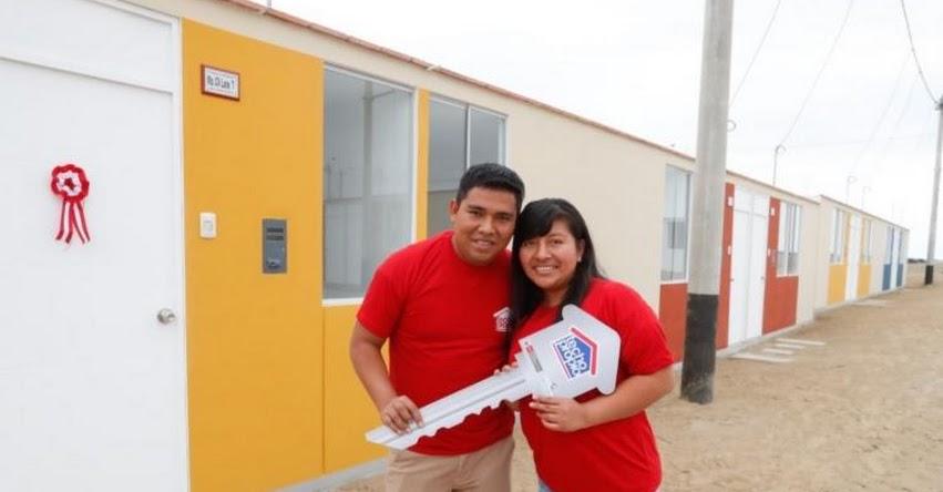 TECHO PROPIO 2020: Programa social oferta más de 3 mil viviendas en La Libertad