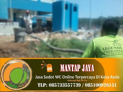 Jasa Tinja Dukuh Pakis Surabaya Selatan Paling Murah