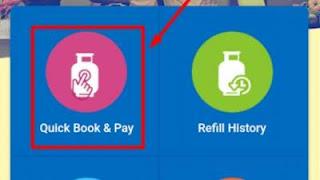 online Bharat gas booking
