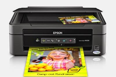 epson stylus nx230 printer driver
