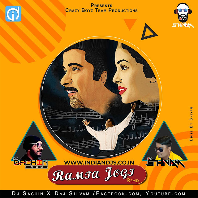 Ramta Jogi Remix Dj Sachin Mbd X Dvj Shivam