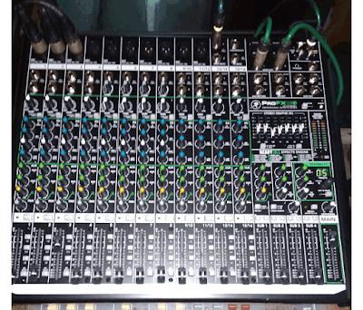 Harga Mixer Audio Mackie