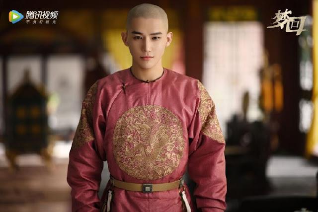 meng hui  dream back to the qing dynasty wang anyu