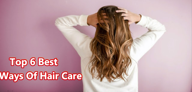 6 Best Ways To Take Care Of Your Hair At Home
