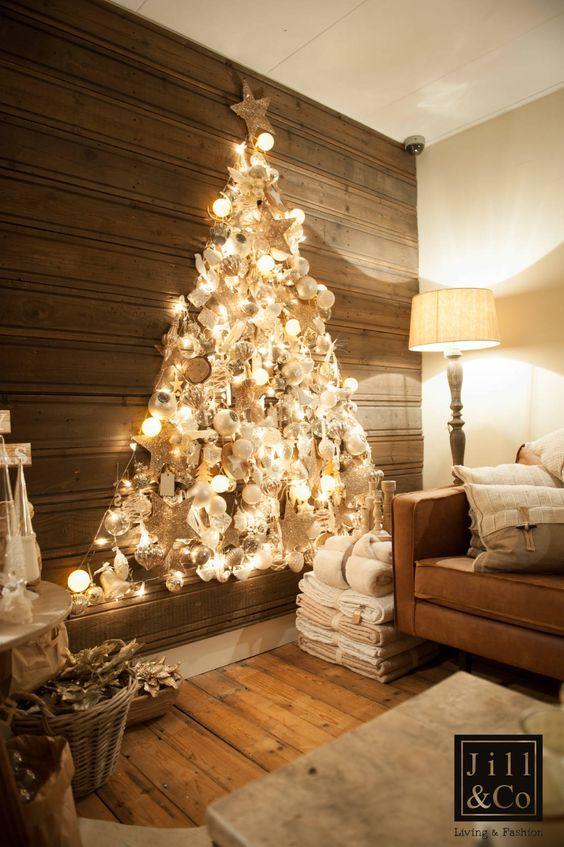 Inspiração: Árvores De Natal criativas!