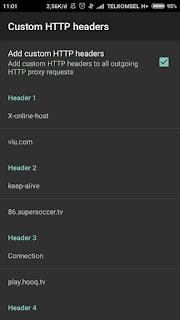 Config Videomax Terbaru Menggunakan Psiphon Pro