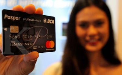kartu kredit BCA untuk milenial