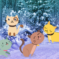 G2R Find The Snow Cats