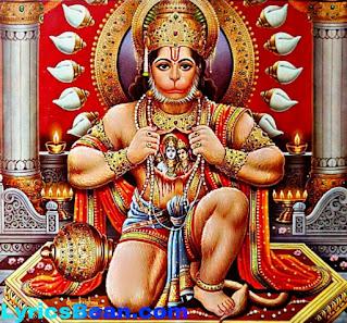 श्री हनुमान चालीसा - hanuman chalisha in hindi