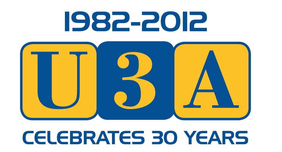 To find out more about U3A, click the picture