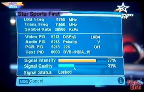 Star Sports First Frequency, Channel Number, Kaise Jode, Kaise add Kare, Dekhe