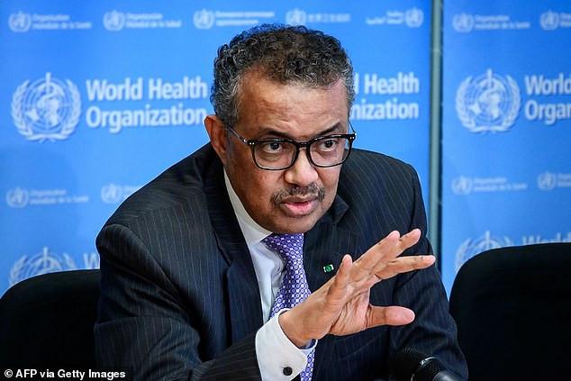 World Health Organization declares the coronavirus outbreak a global pandemic