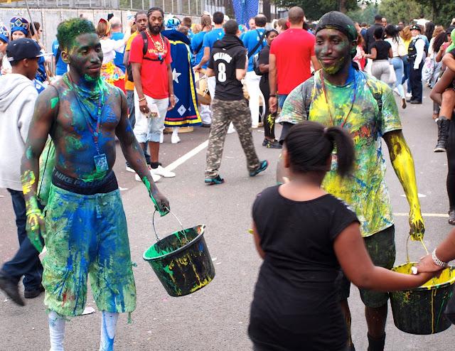 Notting Hill Carnival 2015. Photo: Bill Hicks