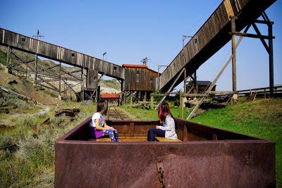 Atlas Coal Mine Train Tour
