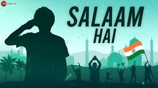 Salaam Hai Lyrics in Hindi& English – Ankit Tiwari
