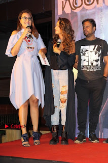 Actress Sonakshi Sinha at the Song Launch of Film Noor  0012.JPG