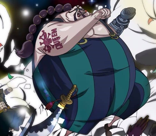 One Piece 949 Manga The Mask Fox Queen