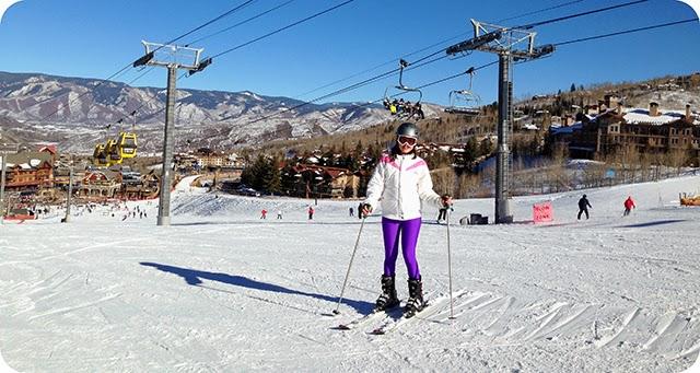 Estação de Esqui Aspen Snowmass