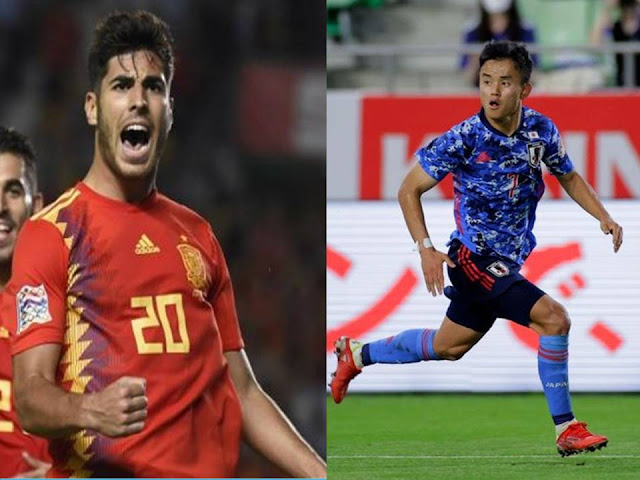 Link Live Streaming Semifinal Olimpiade Sepakbola SPANYOL VS JEPANG Jam 18.00