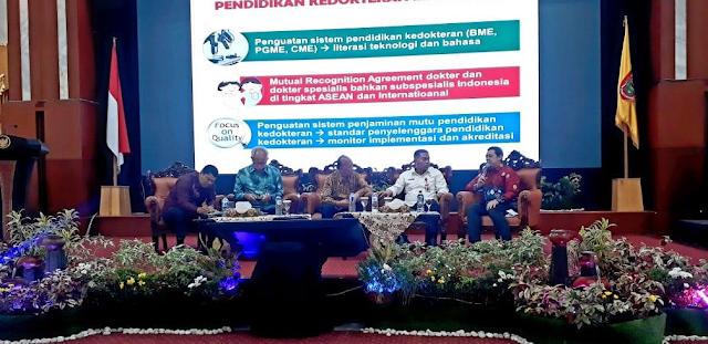 Komitmen Pemerintah dalam Atasi Permasalahan Kesehatan di Kalsel