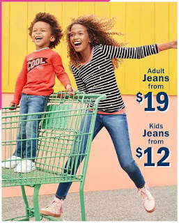 Old Navy 30% Off