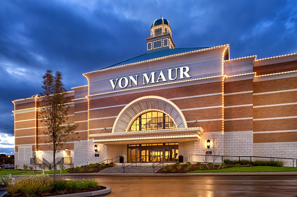 In , the von Maur family opened its first store in a 20x50 foot rented storefront in Davenport, Iowa. Today Von Maur has grown to a 30 location chain of department stores across the United States.