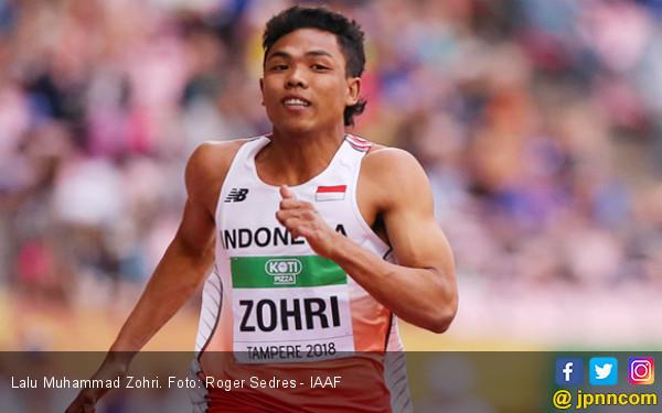 Tiba di Jakarta, Ini yang Pertama Disampaikan Zohri