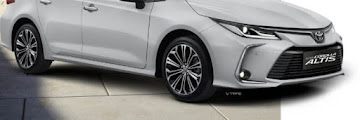 Makin Canggih, Ini Fitur dan Harga Toyota New Altis