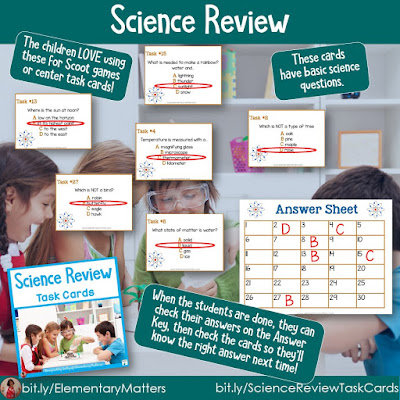 https://www.teacherspayteachers.com/Product/Science-Task-Cards-for-Second-and-Third-Grade-Review-251607?utm_source=Reviewing%20Blog%20Post&utm_campaign=Science%20Review
