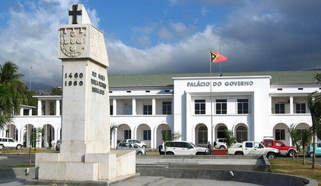Governo timorense mantém impostos mas quer mais receitas fiscais