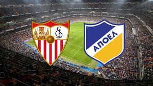 مشاهدة مباراة اشبيلية وأبويل بث مباشر اليوم 12-12-2019 في الدوري الأوروبي