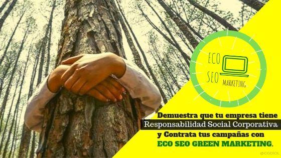 Contrata Green Marketing Digital para tu Empresa y obtén certificado de los arboles plantados