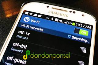 Cara Mengatasi Wifi Android Mati atau Error