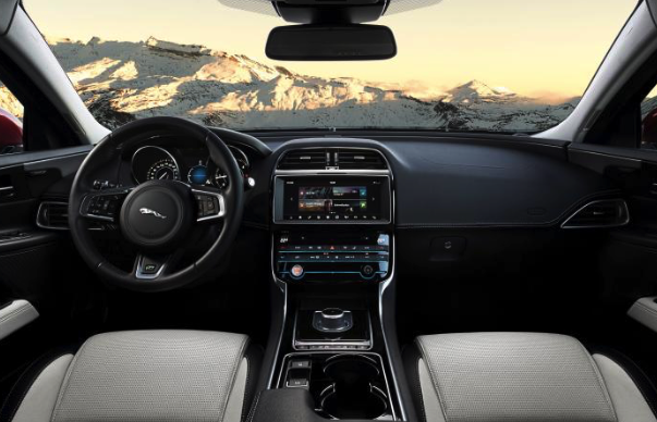 2017 Jaguar XE Review Car and Driver