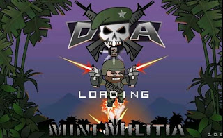 Doodle Army 2 : Mini Militia Mod Apk Pro Pack Versi Terbaru
