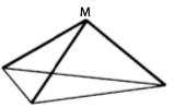Bentuk molekul Trigonal piramidal