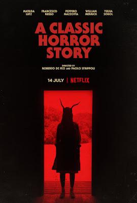 Italian Netflix Horror Film