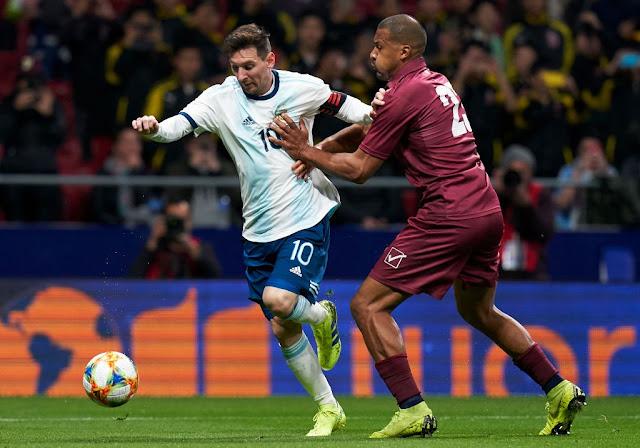 Prediksi Bola Venezuela vs Argentina Copa America