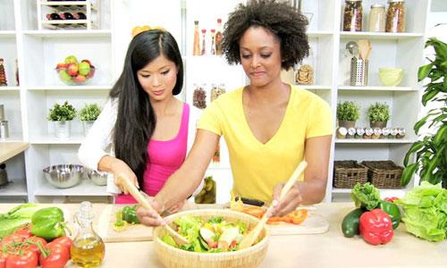 Dieta para ponerse en forma desde casa